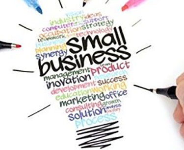 Small Business lightbulb
