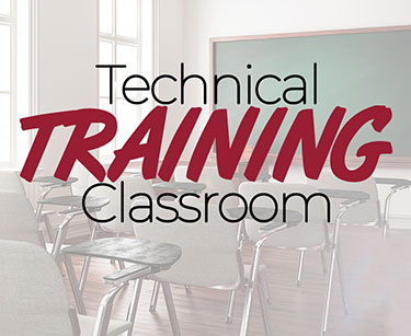Technical Training Classroom Logo 2019