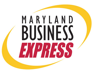 Maryland Business Express logo