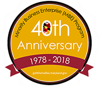 Minority Business Enterprise (MBE) Program - 40th Anniversary