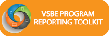 MBE reporting toolkit